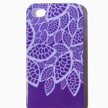 Leaf Motif iPhone 4/4S Case | Technology | charming charlie