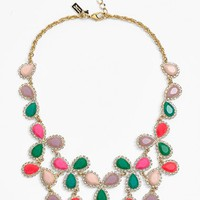 Women's kate spade new york 'balloon bouquet' statement necklace - Multi
