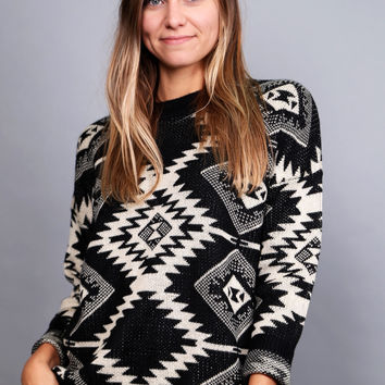 Navajo Nights Sweater