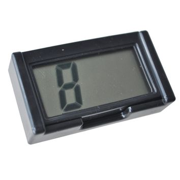 Digital LCD Car Dashboard Desk Calendar Clock