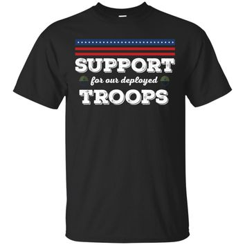 Support for our deployed troops