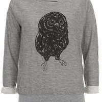 Owl Sweater | LA LA LAND