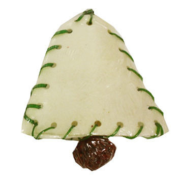 Christmas Tree Hanging Rawhide