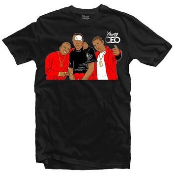 YOUNG CEO PAID IN FULL TEE