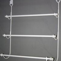 3-Tier Towel Rack - Over the Door