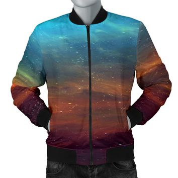 NP Universe Men's Bomber Jacket