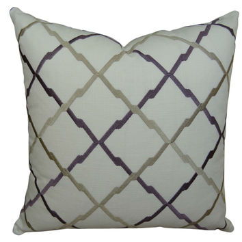 Plutus Lyford Handmade Throw Pillow