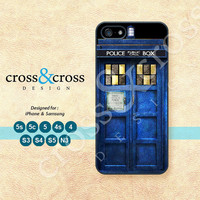 Police Box, Doctor Who, iPhone 5 case, iPhone 5C Case, iPhone 5S case, Phone Cases, iPhone 4 Case, iPhone 4S Case, iPhone case, 0256