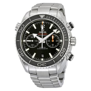 Omega Seamaster Plant Ocean Stainless Steel Mens Watch 232.30.46.51.01.001