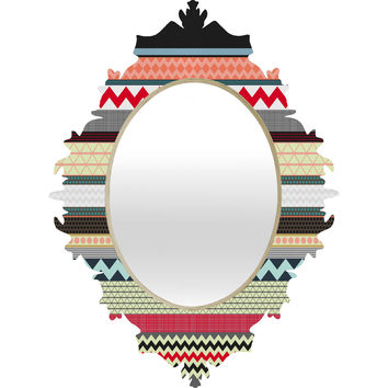 Sharon Turner London Beauty Stripe Baroque Mirror