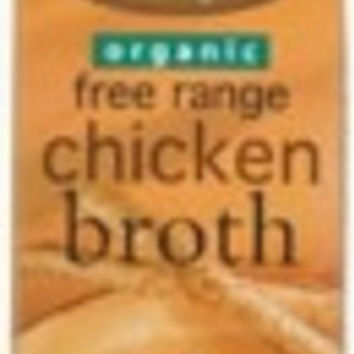 Pacific Natural Chicken Broth -12x32 Oz-