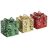 Traditional Present Boxes
