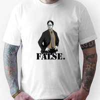 FALSE. Unisex T-Shirt
