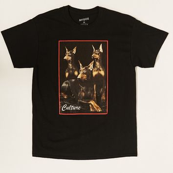 Migos Doberman Graphic Tee