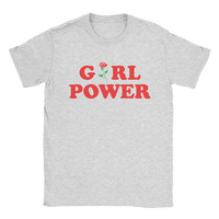 Feminist Girl Power Shirt
