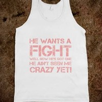 He Wants A Fight - Southern Charm