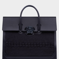 Medusa Crotchet Bag by Versace