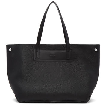 Black Compass Everyday Tote