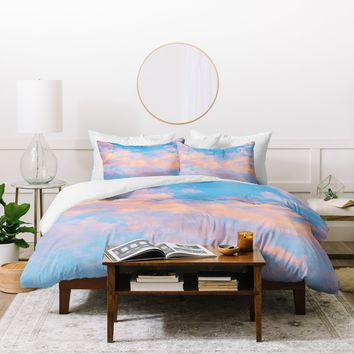 Lisa Argyropoulos Dream Beyond The Sky Duvet Cover