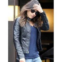 Studio City Mila Kunis Leather Jacket | DesertLeather
