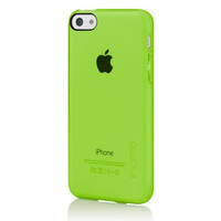 Incipio iPhone 5C Feather Clear Case - Lime