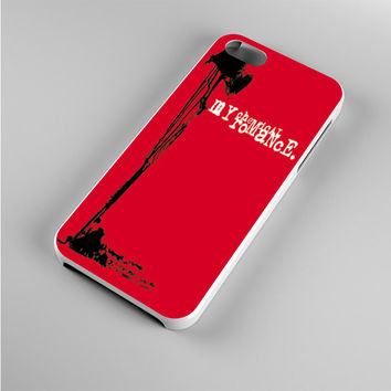my chemical romance rifle Iphone 5s Case