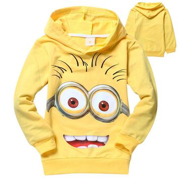 Minion Hoodies