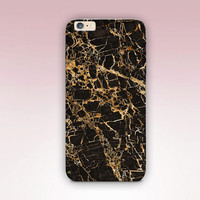 Gold Marble Phone Case For - iPhone 6 Case - iPhone 5 Case - iPhone 4 Case - Samsung S4 Case - iPhone 5C - Tough Case - Matte Case - Samsung
