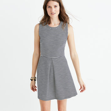 Striped Afternoon Dress : shopmadewell AllProducts | Madewell