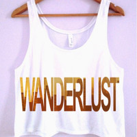 Wanderlust Crop-Top