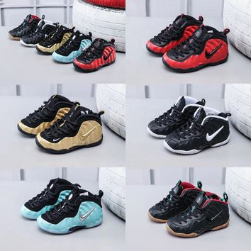 Nike Air Foamposite Pro Toddler Kid Shoes - Best Deal Online