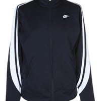Nike Blue Track Jacket – L | Jackets & Coats | Rokit Vintage Clothing