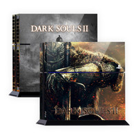 Skin Decal Sticker For PS4 Console POP SKIN Elaborated Design Dark Souls 2 #01