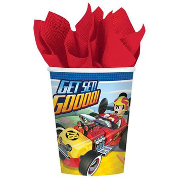 Disney Mickey and The Roadster Racers Party Cup