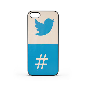 Twitter Hashtag iPhone 5 / 5s Case