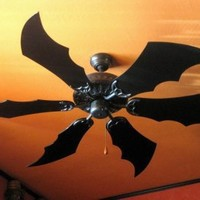 Bat Fan Blades at Curiobot