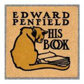 Edward Penfield Cat Book