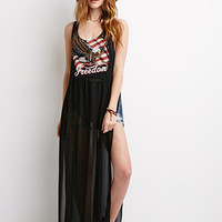 Freedom Tour Maxi Dress