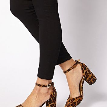 Sole Diva Round Heel Shoes | SimplyBe US Site