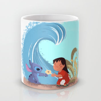 Lilo & Stitch Mug by Orelly