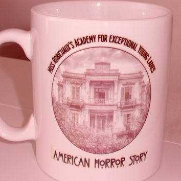 American Horror Story - Coven ' Miss Robichaux's Academy for Exceptional Young Ladies' Mug