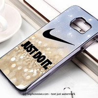 Nike Just Do It Art Samsung Galaxy S6 and S6 Edge Case