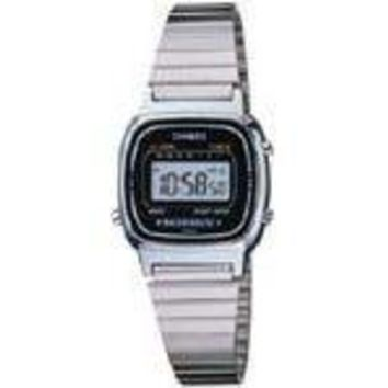 Casio Womens  Daily Alarm Digital Watch
