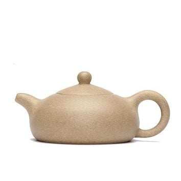 CREYU3C Free Shipping Hand made Yixing purple clay Yuru pot Green Mountain teapot Tea set teapots Author:zhou huaqiang Hi Quality
