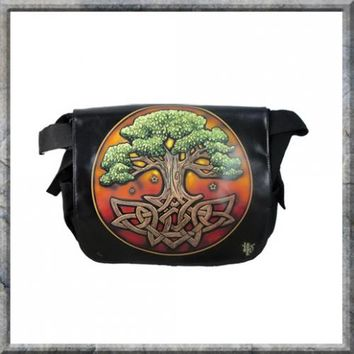 Circle of Life Messenger Bag at Every Witch Way Online Shop