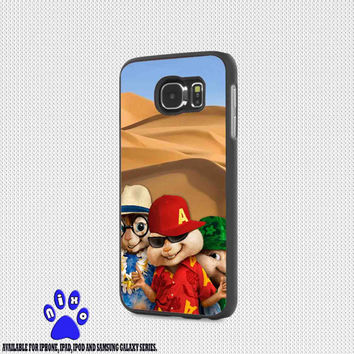 alvin and the chipmunks for iphone 4/4s/5/5s/5c/6/6+, Samsung S3/S4/S5/S6, iPad 2/3/4/Air/Mini, iPod 4/5, Samsung Note 3/4 Case * NP*
