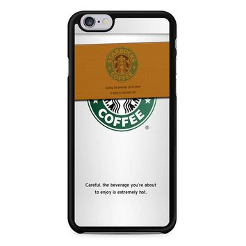 Starbucks Coffee Cup iPhone 6/6s Case