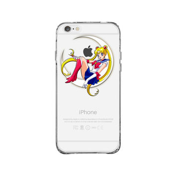 Sailor Moon iPhone 6 Clear Case