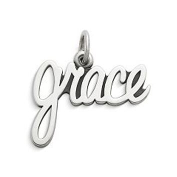 """Grace"" Charm 