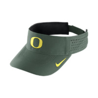 Nike Dri-FIT (Oregon) Adjustable Visor (Green)